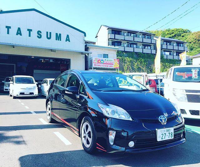 【Instagram】#toyota #prius #hybrid #プリウス #トヨタ #高知 #中古車 #安い #株式会社tatsuma #たつま #car #produce #shin #車が変われば人生が変わる #車を楽しむ人は人生を楽しむ人