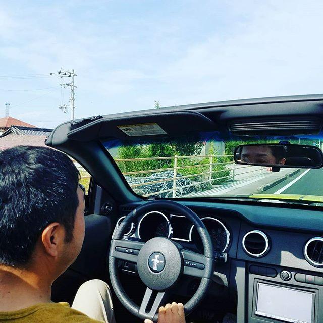 【Instagram】#高知中古車 #株式会社tatsuma #ford #mustang #オープン を#楽しむ人 は#人生 を#楽しむ人 #車で遊びに行きたいな #車を楽しむ人は人生を楽しむ人 #車が変われば人生が変わる