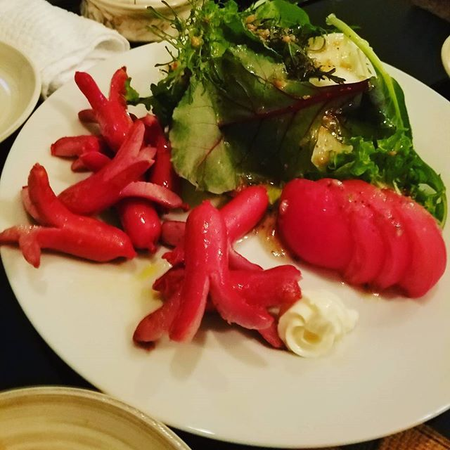 【Instagram】#タコさんウインナー #なつかしい #おいしい #お弁当 #定番 #車が変われば人生が変わる #車を楽しむ人は人生を楽しむ人 #株式会社tatsuma #高知