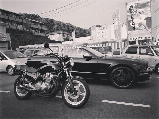 【Instagram】#ford #mercedes #honda #cb #750f #乗り物好き #集まる #株式会社tatsuma #タツノコモータース #高知中古車 #車が変われば人生が変わる #車を楽しむ人は人生を楽しむ人 #レンタカーの旅 #車 #バイク