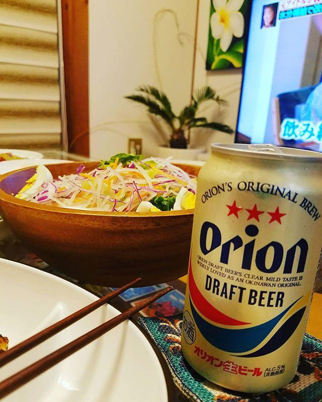 【Instagram】#orion #ビール #沖縄 #株式会社tatsuma #タツノコモータース